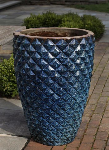Tall and Oversized Ceramic Pots  Planters  Denver
