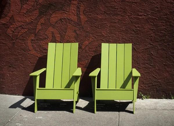 Modern Flat Adirondack chair  Denver CO  Creative Living