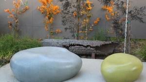 Cast Stone Seating Pebble Creative Living