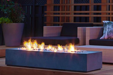 Outdoor Fire Pits  Modern Fire Bowls  Contemporary