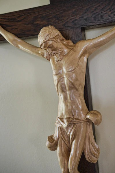 Large Chapel Crucifix for Church or Home