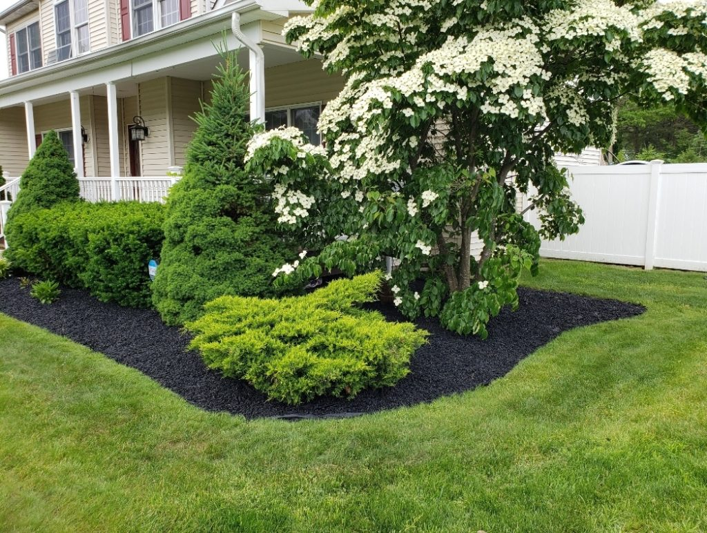 rubber mulch fast & free shipping