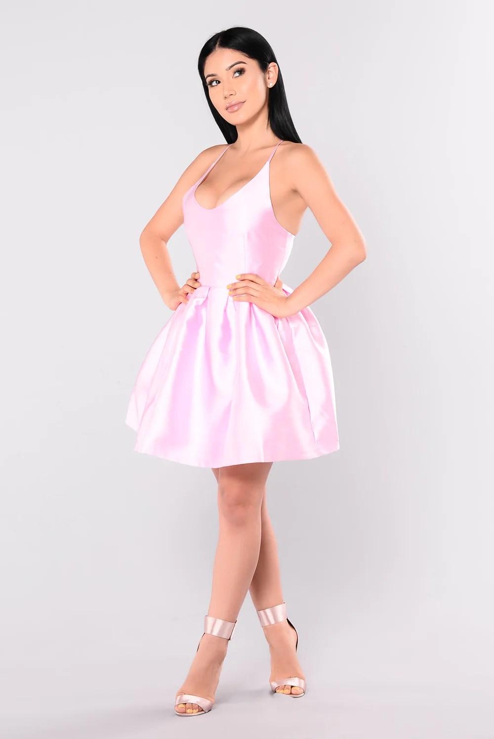 Birthday Party Dress Woman Novocom Top