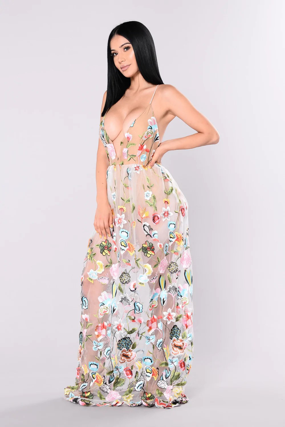 Fashion Nova Dresses Maxi