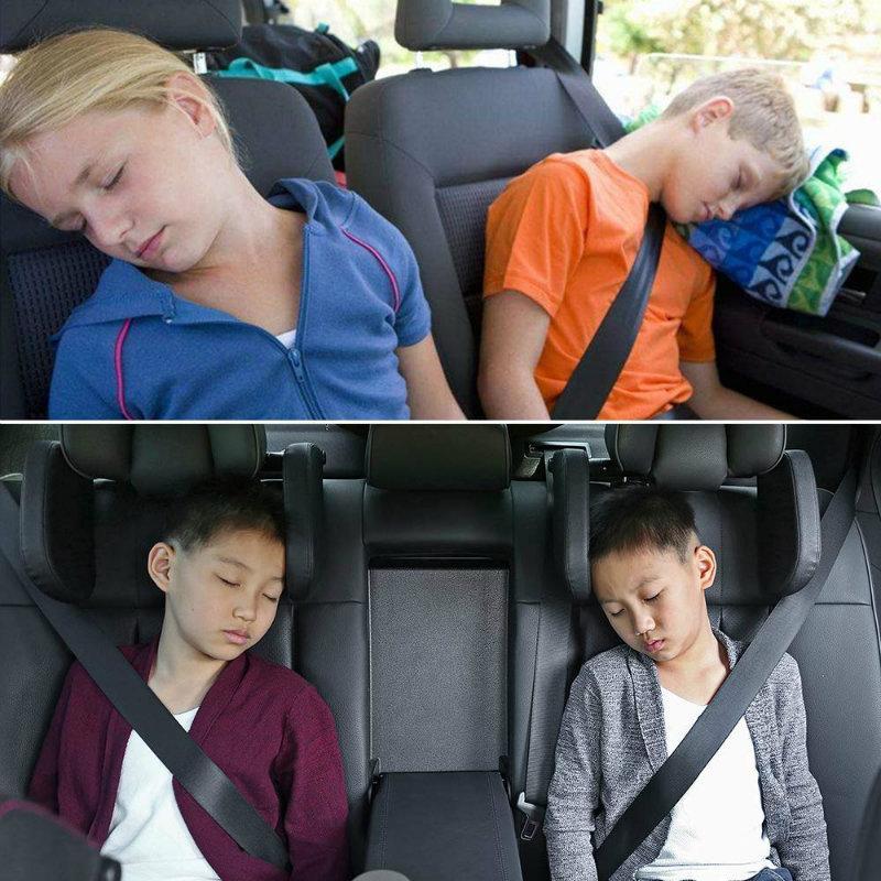 neck support car seat headrest