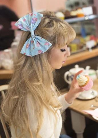 hair bows beauxoxo- handmade