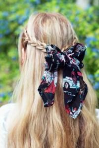 Hair Scarves  Beauxoxo- Handmade, Hair Accessories