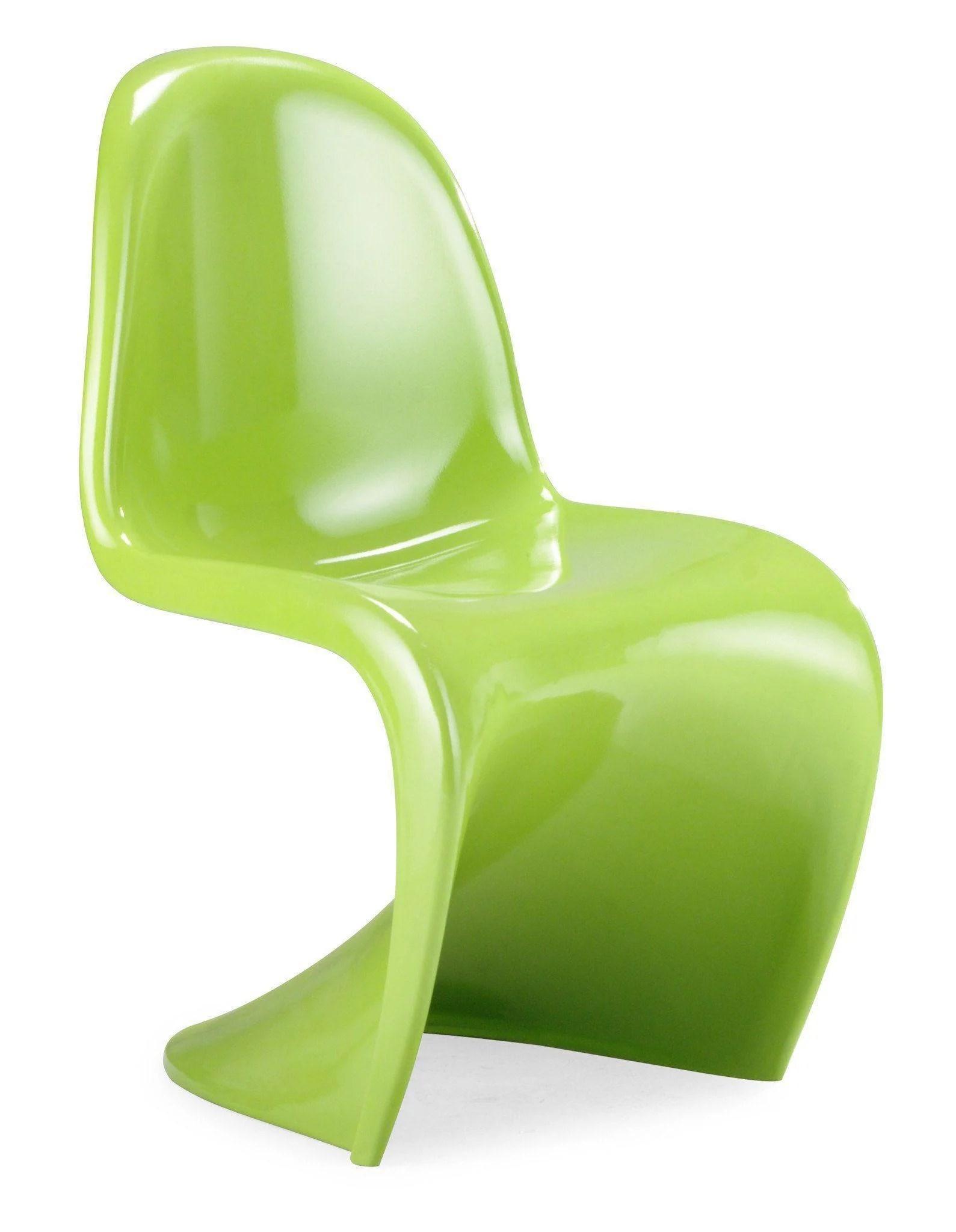 pink panton chair recliner cushions outdoor verner replica  esque