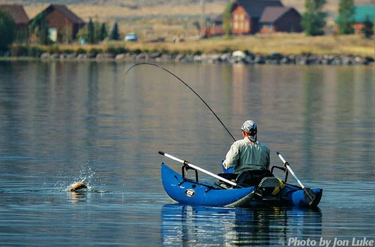 Henrys Lake ID  Northwest Fly Fishing