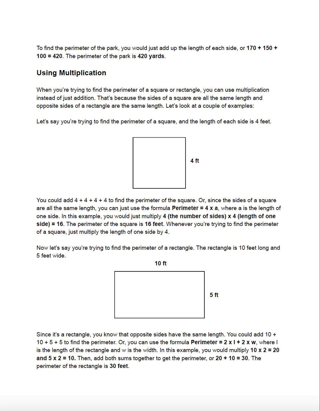 medium resolution of Learn Area