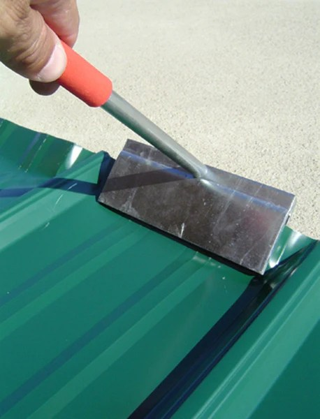 TurnUp Tool  Best Buy Metals  Metal Roofing Tool and Accessory Store
