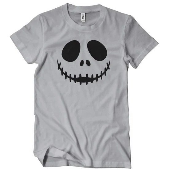Nightmare Before Christmas Jack T Shirt Textual Tees