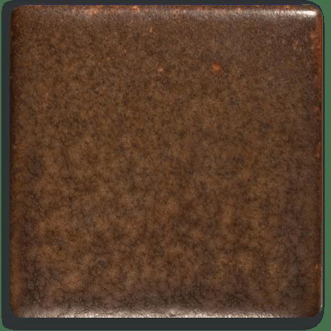 Motawi Tileworks 5184 Dark Brown Matte Glaze Motawi