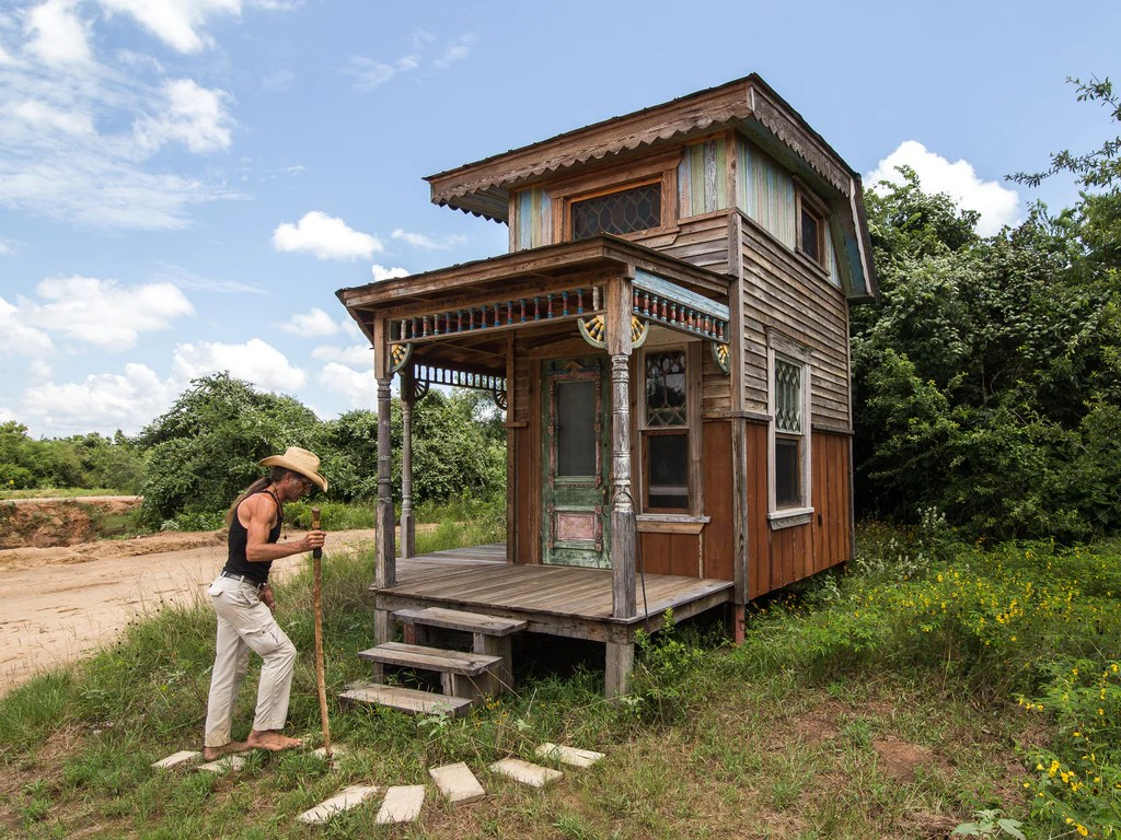 Best Kitchen Gallery: Made In Texas Tiny Texas Houses No 4 St James of Tiny House Builders In Texas on rachelxblog.com