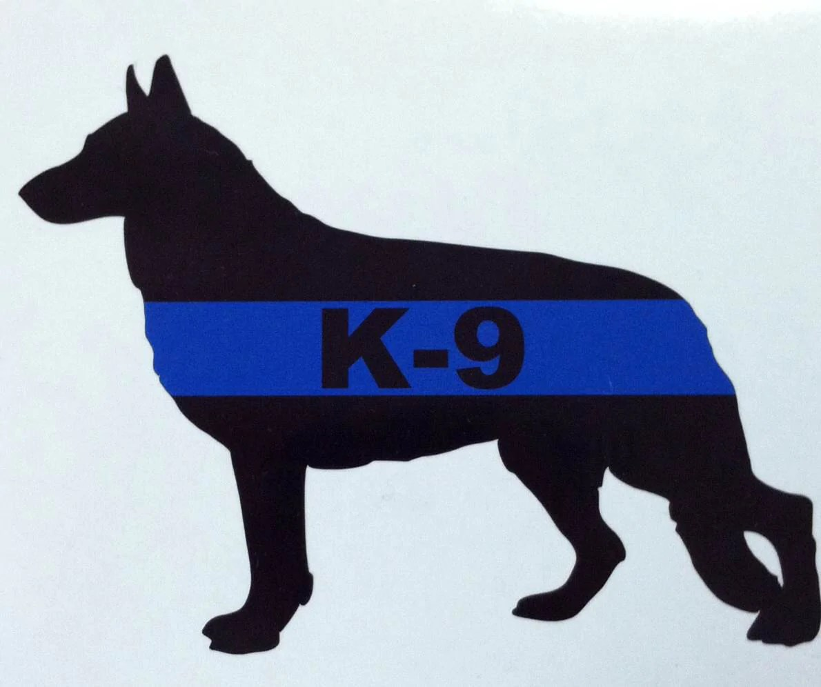 K9 Long Sleeve T Shirts