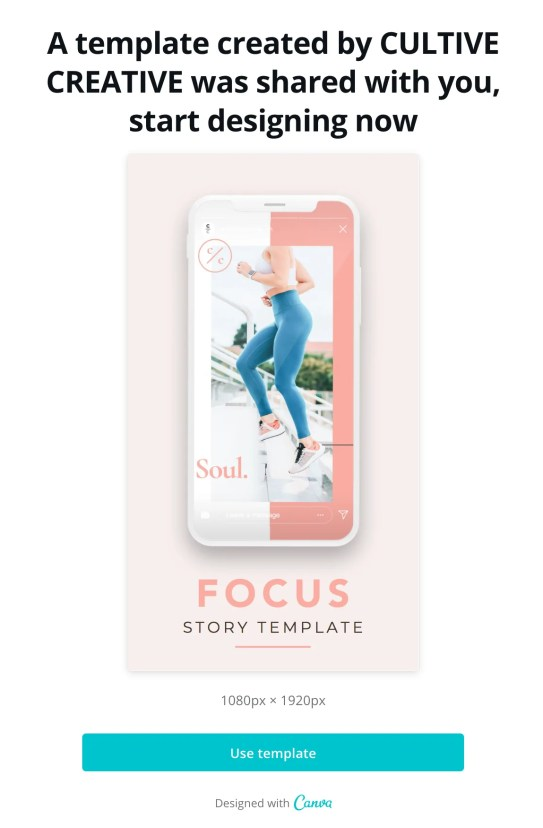 access-social-story-template