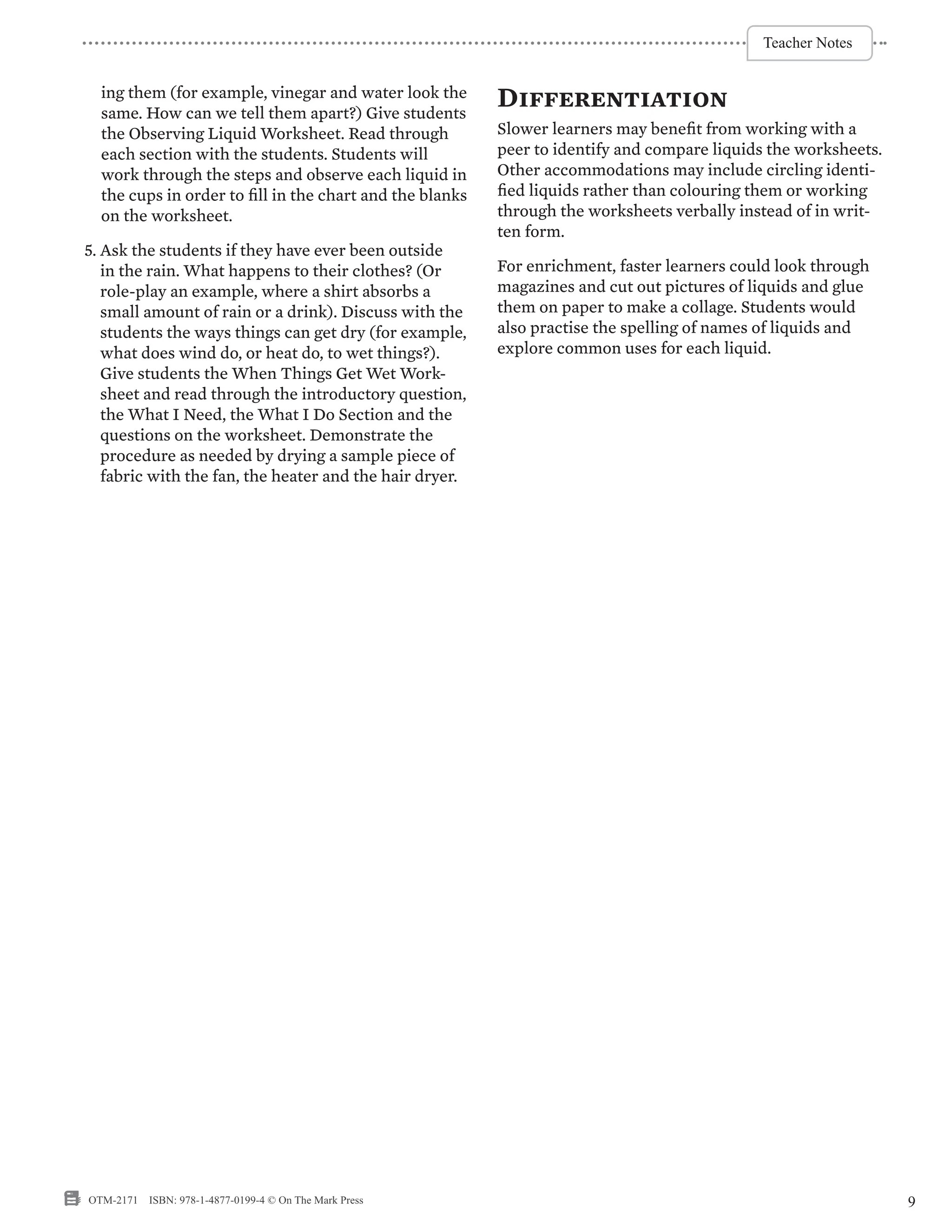 medium resolution of Alberta Curriculum Tagged \Grade 2\ - On The Mark Press