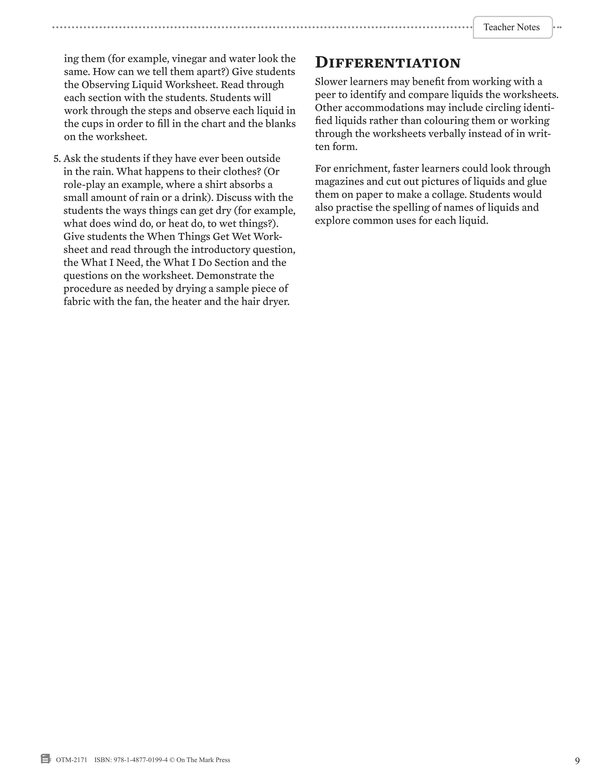 hight resolution of Alberta Curriculum Tagged \Grade 2\ - On The Mark Press