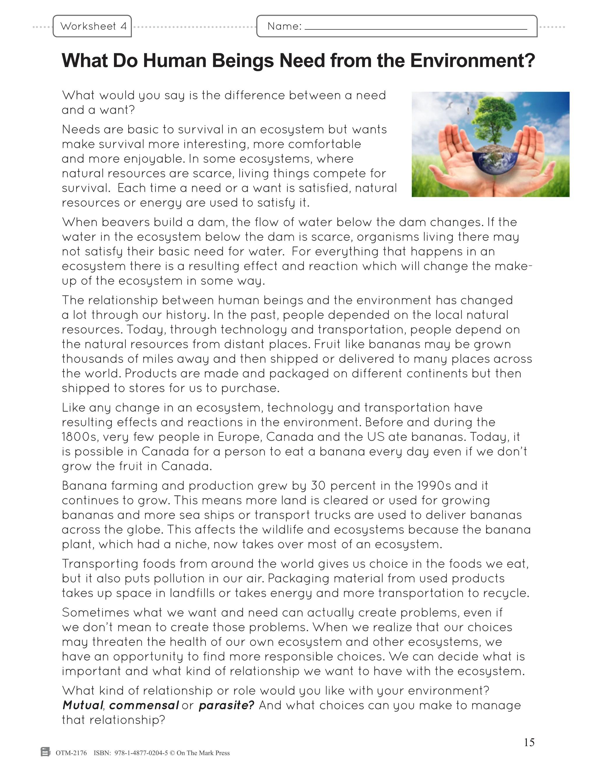 hight resolution of Alberta Grade 7 Science Curriculum - On The Mark Press