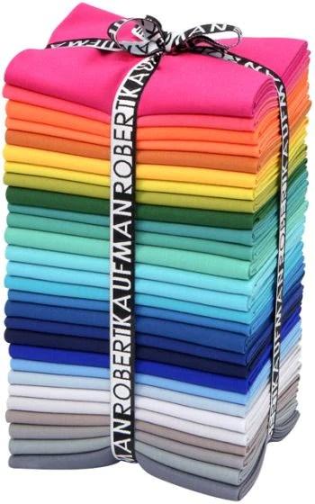 Kona Cotton - Summer '13 - Fat Quarter Bundle