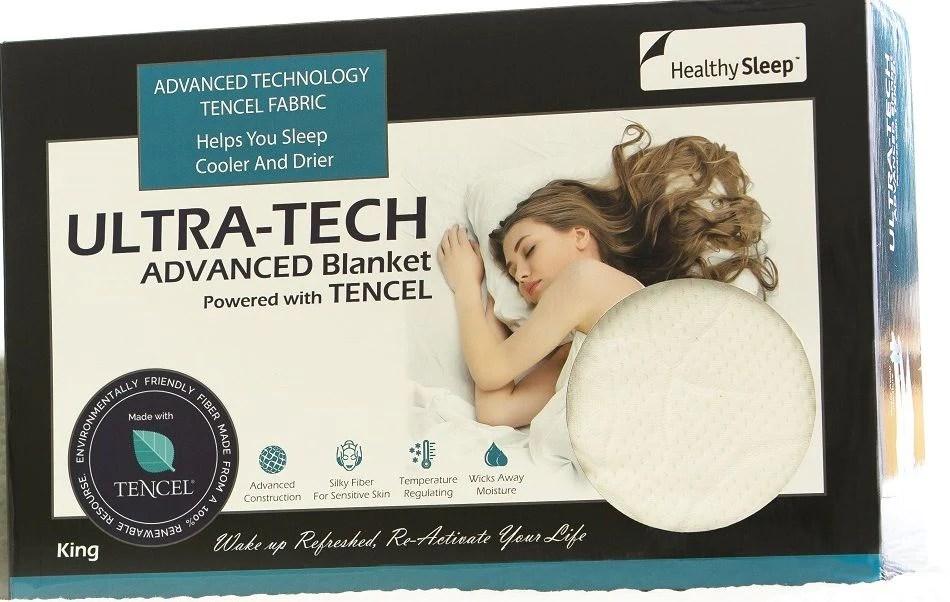 healthy sleep ultra tech advanced blanket