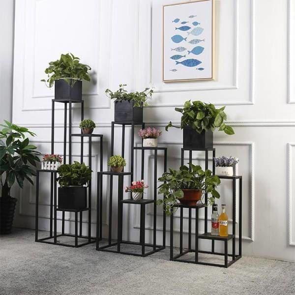 etagere pour plante pots de fleurs co