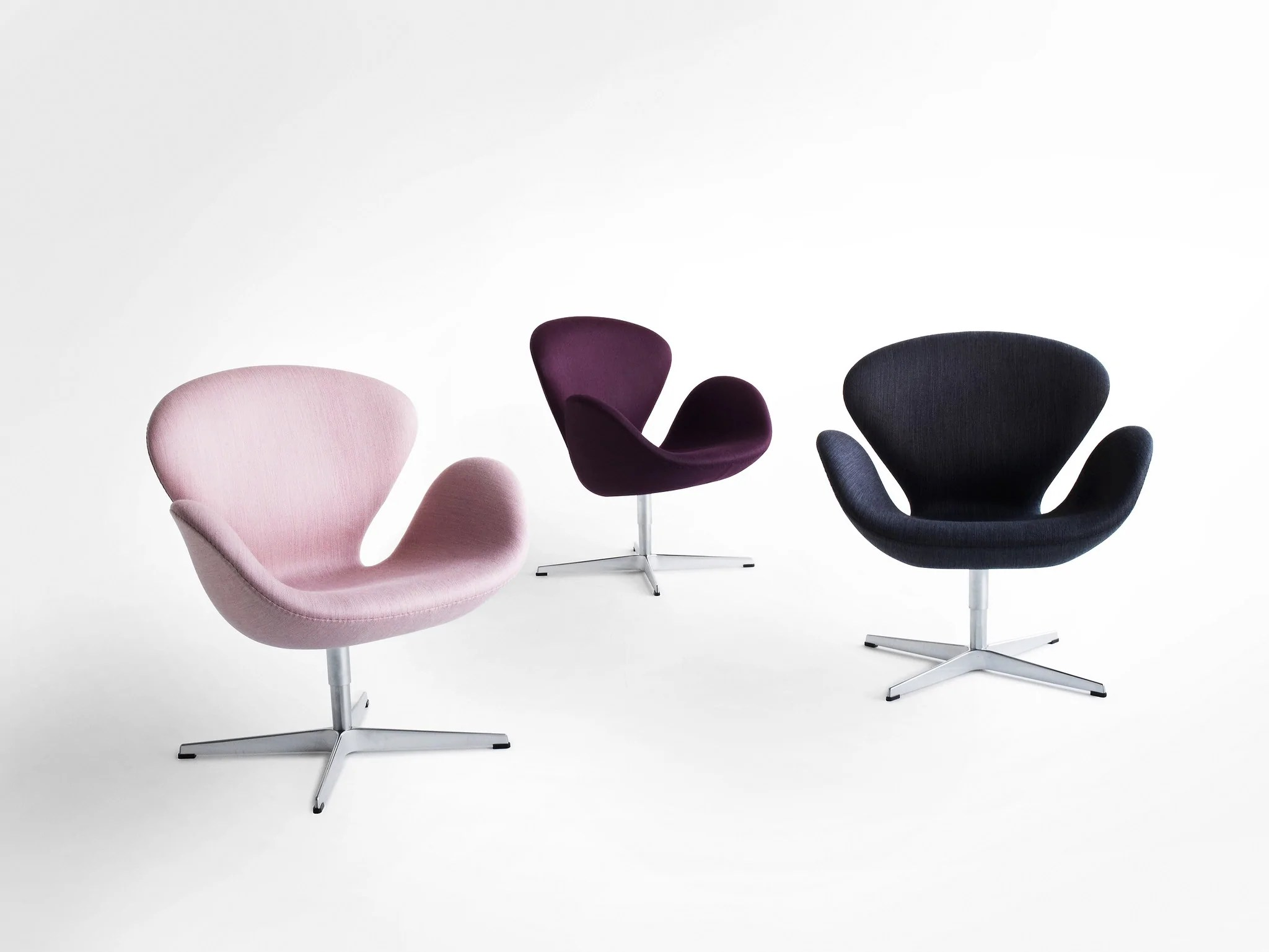 Egg Chair Pink Swan Chair Couch Potato Company