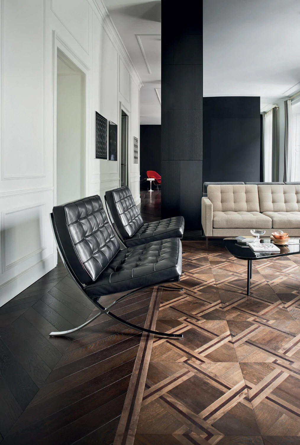 Barcelona Chair Relax  Couch Potato Company