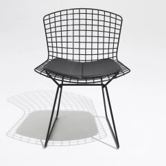 Bertoia Side Chair Chiavari Caps Wholesale Outdoor Couch Potato Company In Black