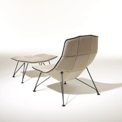 Jehs Laub Lounge Chair Ikea Cushion The Wire Base Couch Potato Company
