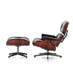 Office Chair Ottoman Babies R Us Rocking Australia Eames Lounge Santos Palisander Couch Potato Company