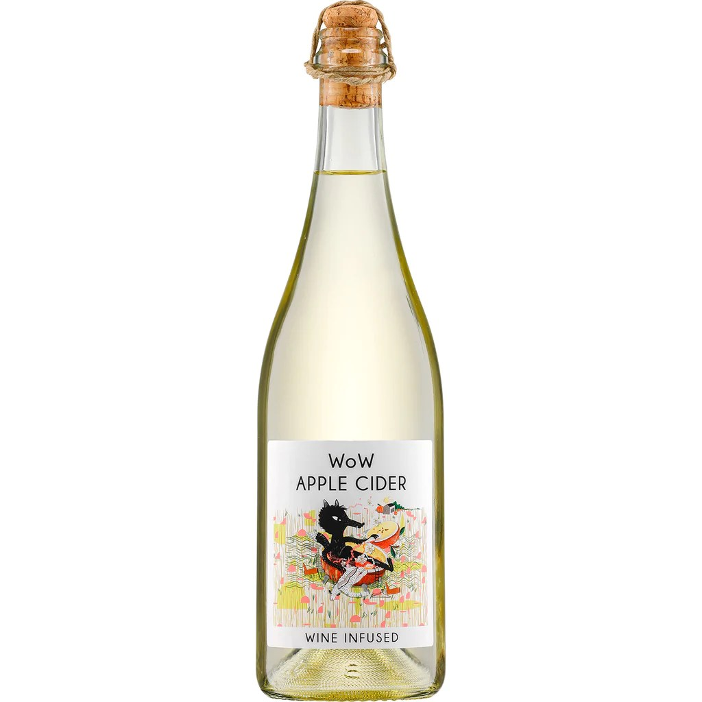 Cider Getränk Wow Apple Cider – 0,75 L – Weingut Wow By Wolfgang Bender