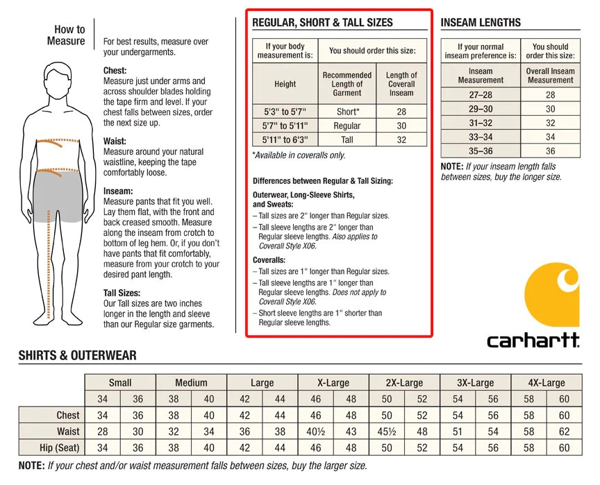 also product sizing charts corporate apparel sizes and measurements rh merchology