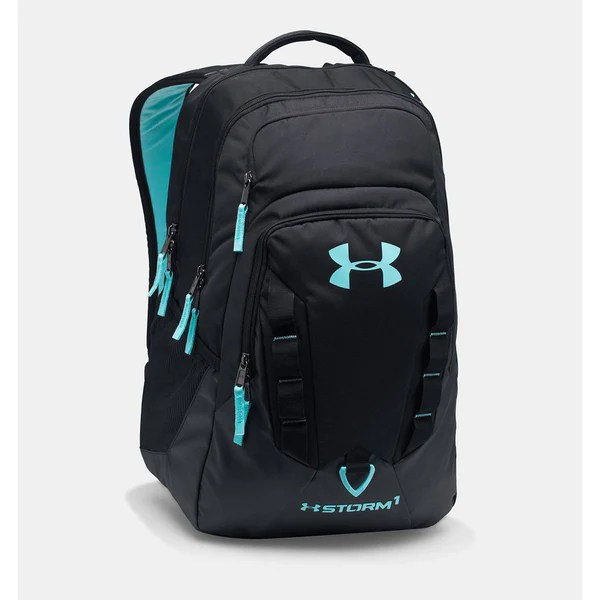 Under Armour Turquoise Storm Recruit Backpack