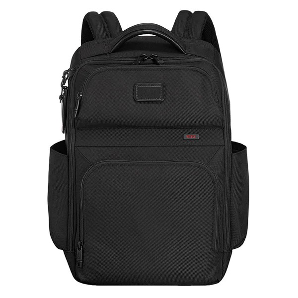 TUMI Black Corporate Collection Backpack