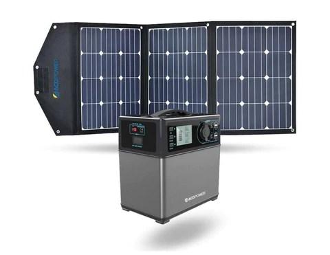 Acopower 400wh Solar Power Generator Kit Portable4life
