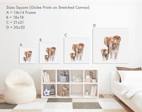 canvas size guide tiny