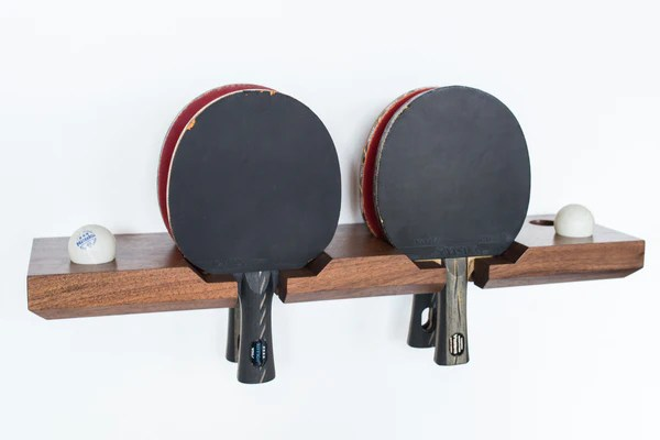 TGM Ping Pong PaddleBall Holder  The Good Mod