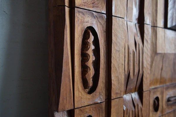 Redwood Wall Panel By Leroy Setziol The Good Mod
