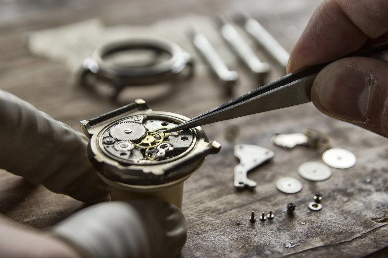 Servicing a timepiece and its cost affects how 'affordable' a watch is