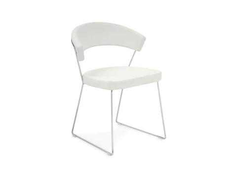leather sofas auckland craigslist sacramento new york chair by calligaris | dawson and co ...