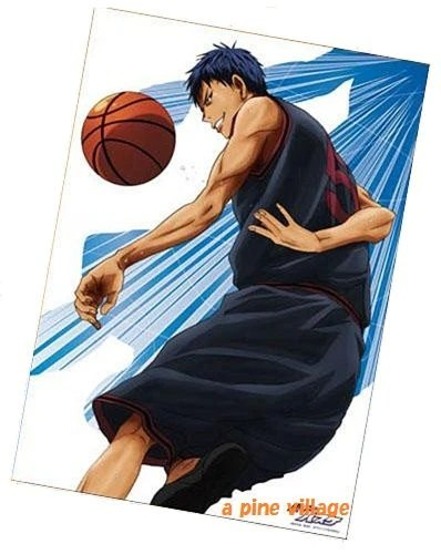 Kuroko No Basket Aomine : kuroko, basket, aomine, Kuroko, Basket, Aomine, Daiki, Clear, Poster, (Movic)