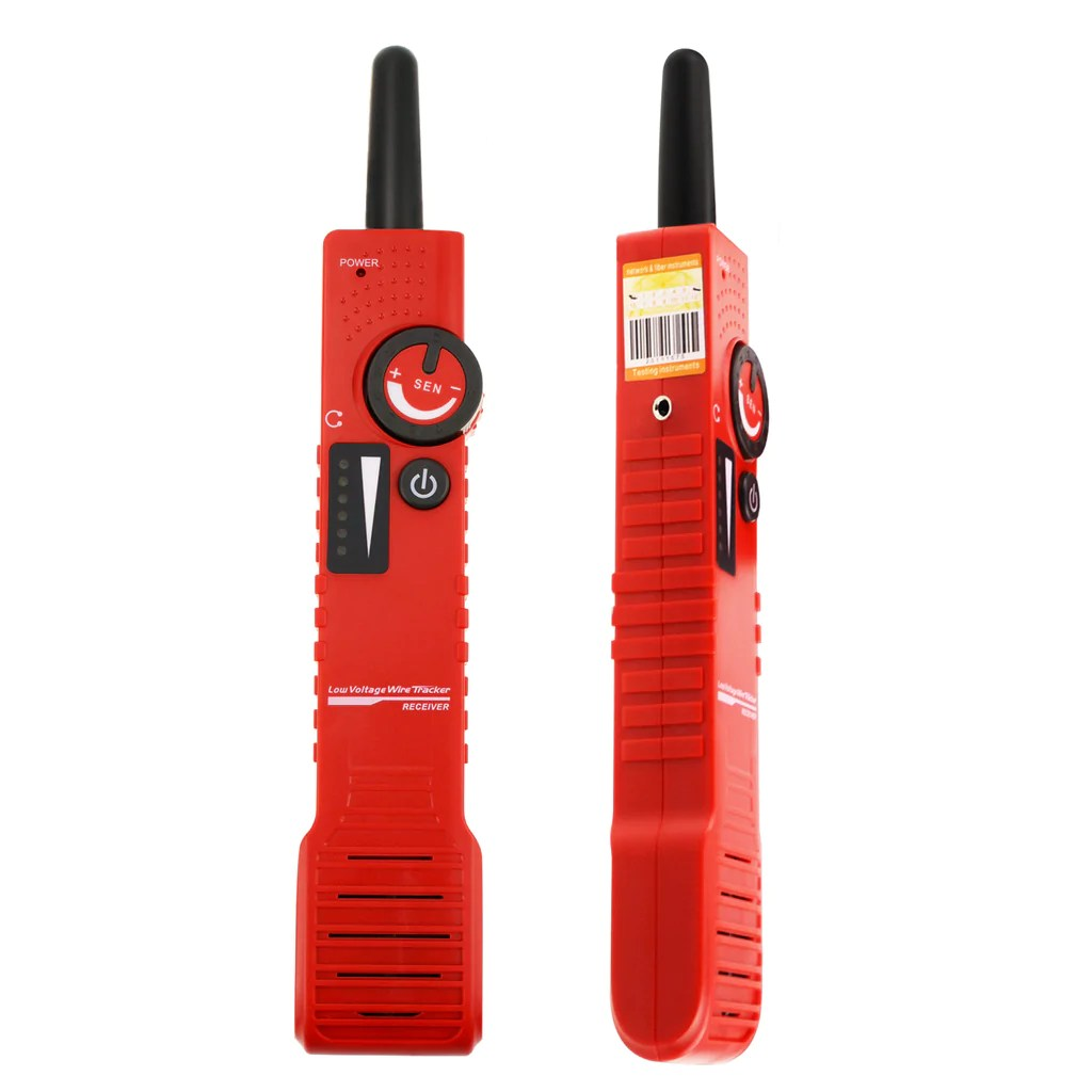 cttk 713 anti jamming underground cable tracker detector tester wire locator low voltage  [ 1024 x 1024 Pixel ]