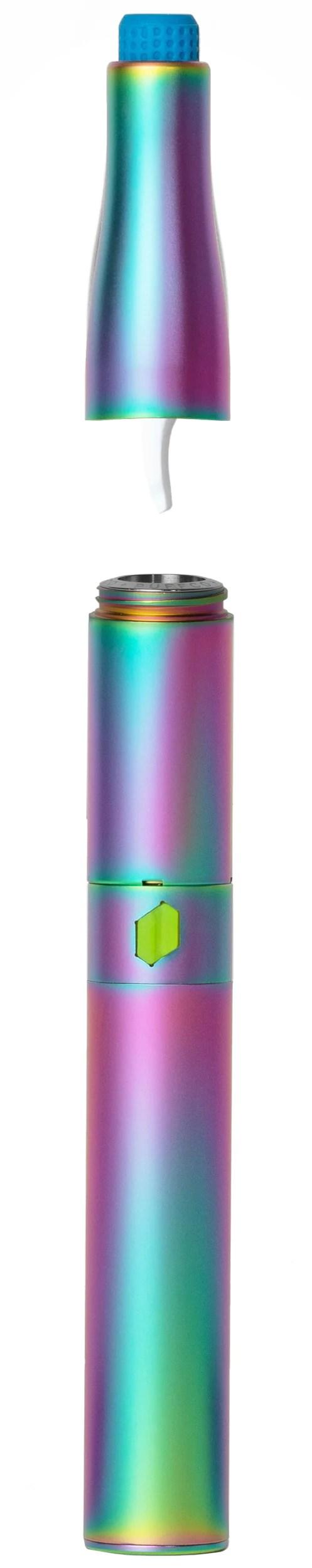Puffco Peak Rainbow : puffco, rainbow, Puffco, First, Pocket, Portable, Ceramic, Vaporizer