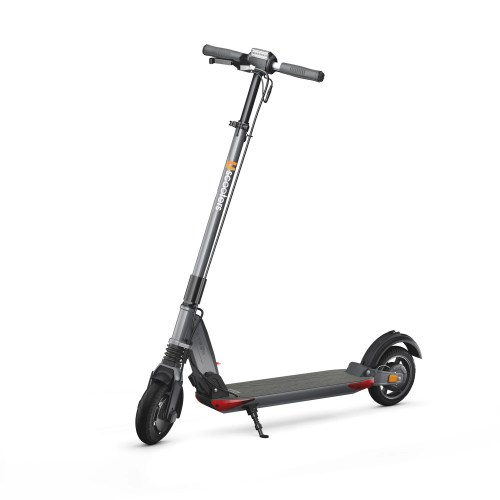 Lightweight electric scooter with front suspension