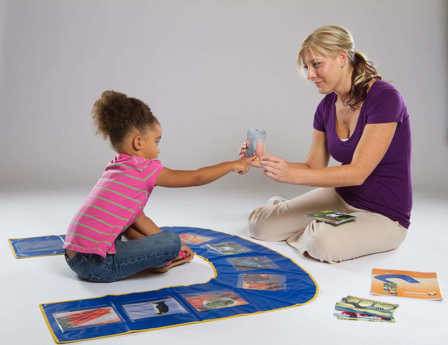 U-play Mat Education Stages Learning Materials