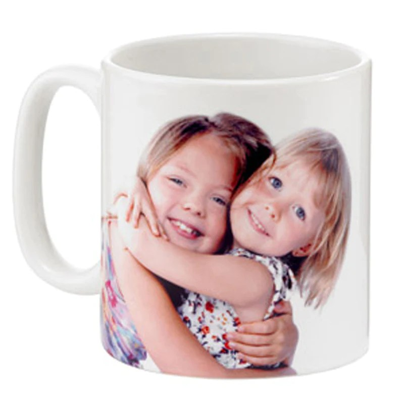 printed or personalised mugs
