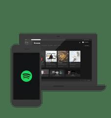 Spotify enjoy music