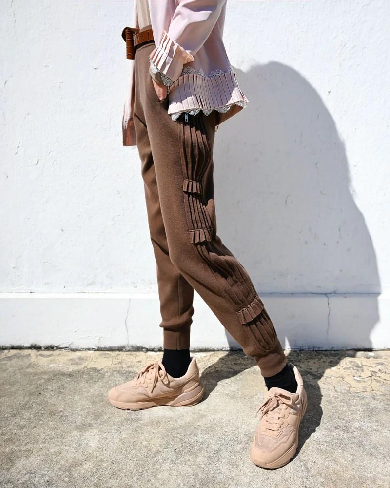 aalis BENNA pants (Brown) – aalis.hk