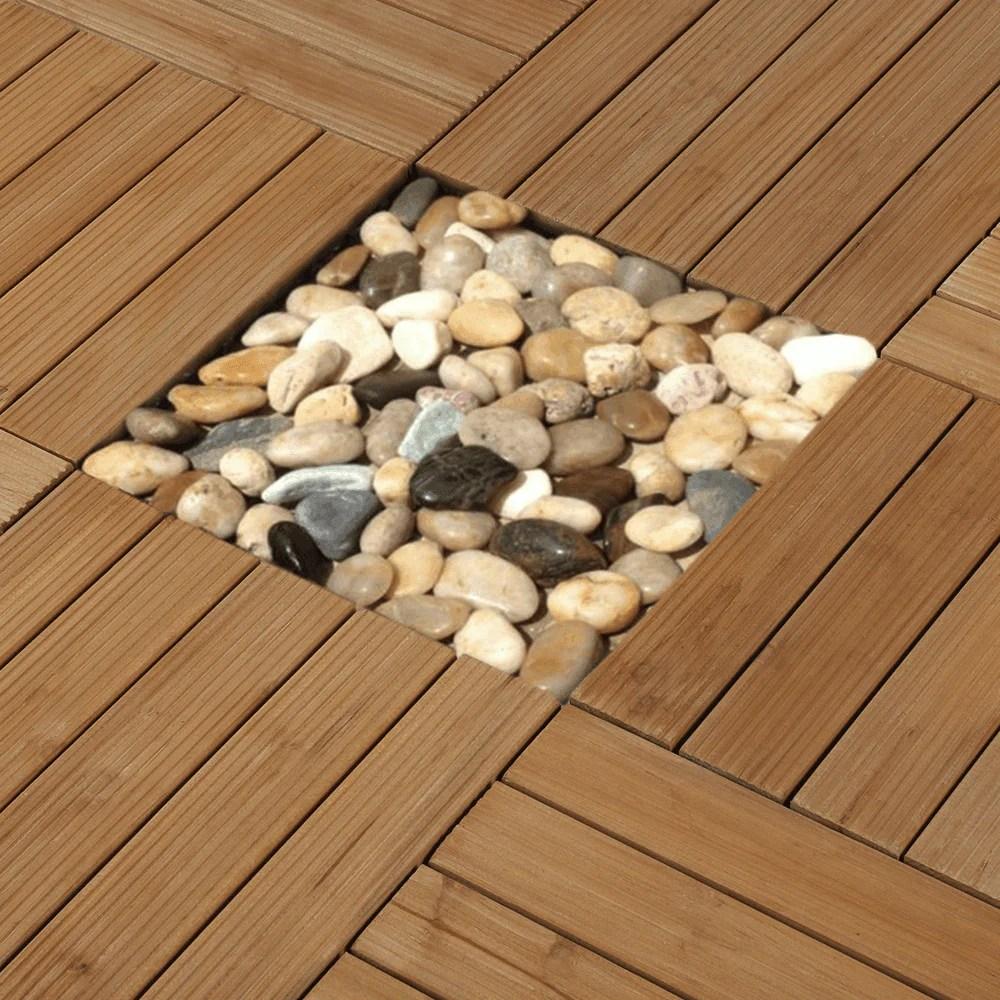 yaheetech patio deck tiles 27pcs